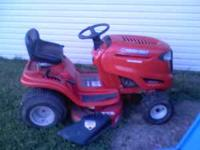 i am selling my grandpa's troy built riding lawn mower