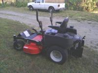 "Gravely Rider Mower: 34"" Double Blade Deck - Fits"
