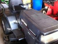 Craftsman Riding Mower for Sale. 18HP Engine with 6