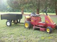 Mower is located near Hartwell Ga. a little over an