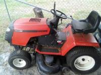 Wizard riding mower for sale.Same as a craftsman.Built