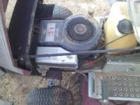 Riding mower does not work i dont know whats wrong it.