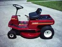 30 inch - 10 HP - Murray riding mower - good