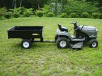 Craftsman Mower in excellent condition -barely used-