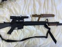 Hey there,. I have a couple of rifles for sale. First