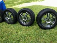 Selling universal aftermarket rims in exceptional