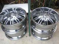 RIMS 5 LUGS 20 INCH CALL AT  Location: OXNARD