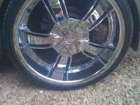 22 IN rims for more info call Larry at . Location: