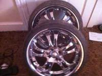 rims for sale 215-40-18, tires alone are worth the cash
