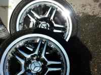 Rims are in good condition, must see to appreciate. In