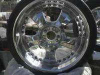 I HAVE A SET OF 4 NITRO EXTREME TIRE WITH RIMS 2R -245