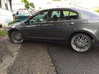 Honda accord 20s rims with new tires 5 bolts 4 rims and