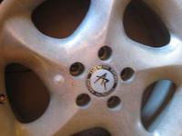 Rims for sale, these are American racing rims 16x7 and