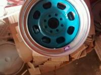 "Sami new only rims good condition siz15"" 4 logs"