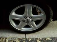 Hi I have for sale a set of the rims for lincolm ls 250