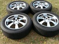 Asking $1100 For the 20s - Chevy/GMC 6 Lug  Asking $700