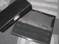 Selling a couple of ring storage/display boxes (2) for