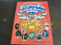 Ringling Bros Barnum Bailey 100th anniversary 1971