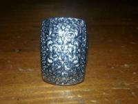 Rhodium plated rings...size 10...$15 apiece. .. $35for