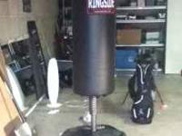 Ringside Free-Standing Heavy Bag. In great condition.