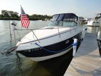 Recently traded in on a brand new 2013 Larson 315 at