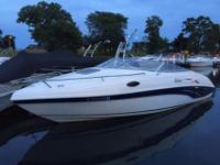 I am selling my Rinker 232 Captiva Cuddy with a 5.7L V8