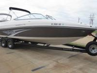 RINKER - 276 Captiva - Bow Rider - 2011  w/ Mercury 350