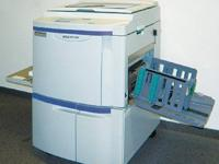I have riso RP 3700 this includes the duplicator 4
