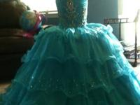Size 9-10 Ritzee pageant dress pd $600 for it. Also