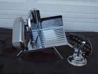 Nice Rival Electric Food Slicer Model 1030V/3. 125 Watt
