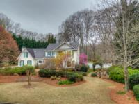 Chattahoochee River estate located in Rivergate on