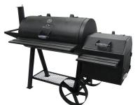 Farmers Charcoal Grill is an excellent addition to
