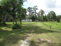 Secluded country living, 3.2 acres in Riverview, FL.