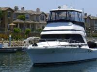 The Riviera 34 is a high quality sport fishing boat