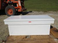 "RKI Truck Tool Box-New 5'bed width 25"" tall, available"