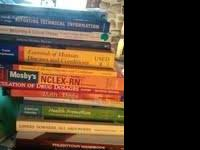I have the following text books for sale, all in