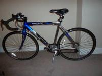 This is a 14 speed Schwinn Prelude 700c, model number