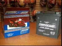 AGM & GEL power-sport batteries starting at only $56.