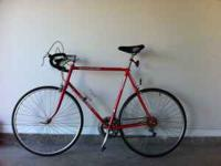 FOR SALE: 61 cm Panasonic Sport 500 Road Bike. Great