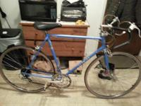 Good condition bike all original All working ready ti