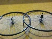 Road bike Wheelset, cassette not included, held a seven