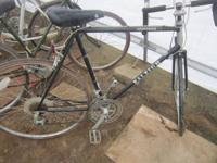 Man's 10 speed Raleigh Capri for $75. Man's.  Man's
