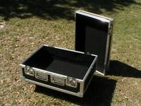 Road Cases Stackable On Caster Wheels Very Heavy Duty,