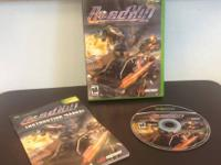ROADKILL (XBOX, 2003) Video Game, COMPLETE with Manual