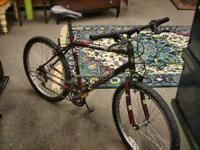 "Road Master Road Bike 17"" Bicycle        Get there 1st"