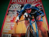 Road Bike Action, July/August 2007, Bob Roll:A Wild