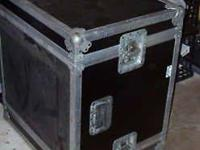 "ATA Road case for electronics. Standard 19"" across for"