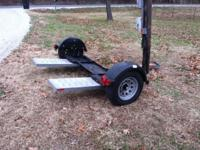 Road Master RM3477 Tow Dolly, Electric Brakes, 9 Degree