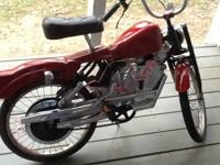 I am selling my 1993 roadmaster Harley Davidson bicycle