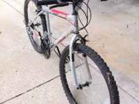 Roadmaster Mountain Bike. Upgraded seat. Adult owned.